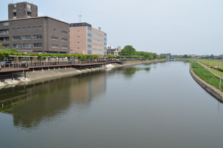 City Hall & Kasai Canal